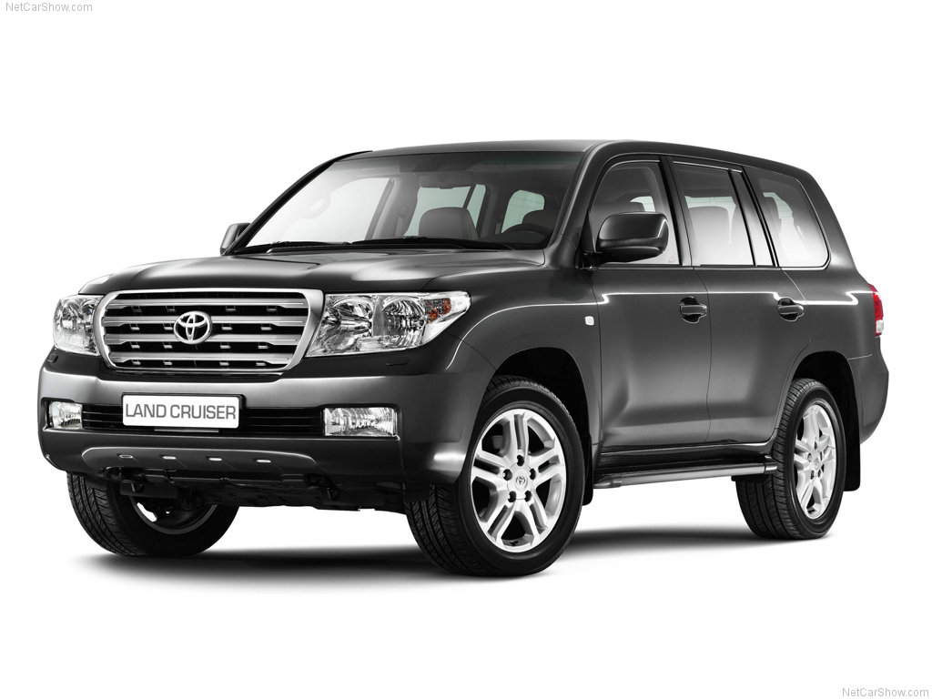 Парктроник для автомобилей Toyota Land Cruiser